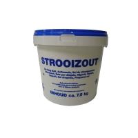 Strooizout - emmer van 7,5kg