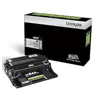 Lexmark MS510 50f0Z00 imaging unit stand cap 60.000 paginas return program zwart