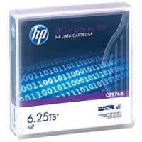 HP ultrium C7976A LTO 6 data cartridge - 6.25TB