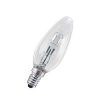 OSRAM halogeen lamp kaars E14 CLASSIC B ECO 20W 230V-235 lm=25W-2-pack-2000H