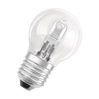 OSRAM halogeen lamp globe E27 CLASSIC P ECO 46W 230V-700 lm=60W-2-pack-2000H