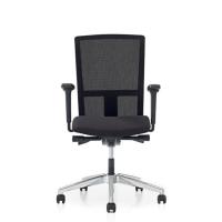 Prosedia Se7en stoel met synchroon mechanisme wielen harde ondergrond