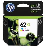 HP C2P07AE inkjet cartridge nr.62XL kleur Hoge Capaciteit [415 pagina s]