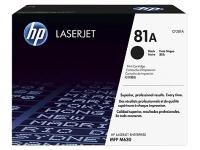 HP CF281A laser cartridge nr.81A zwart [10.500 pagina s]