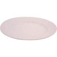 Duurzaam bord uit porselein 235mm - pak van 6