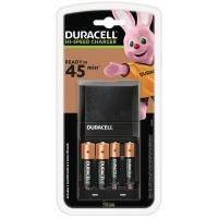Duracell 45 minuten batterijlader, 1 tel