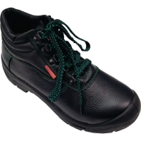 Majestic Lima S3 hoge schoen zwart - maat 36