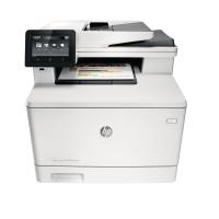 Hp Laserjet Color Pro 200 M477FDN multifunctional kleuren laser printer