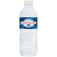 Cristaline mineraal water pet 0,5 liter - pak van 24
