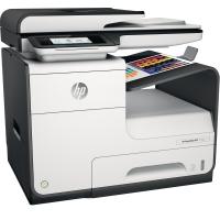 HP J9V80B PageWide Pro 377DW multifunctional inkjet printer