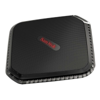 SanDisk Extreme 500 draagbare SSD 480 GB