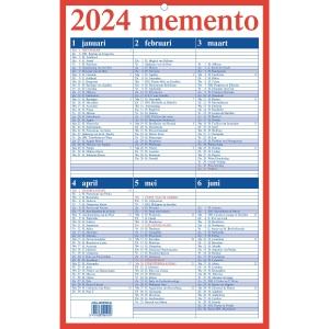Aurora Mementokalender NL 21x33cm