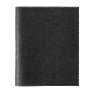 Brepols Concorde 240 bureau-agenda met Calpe omslag zwart