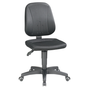 Interstühl 9653 industrial chair black