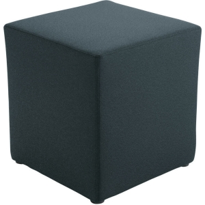 Bip Bop reception pouf 40 x 40 cm grey