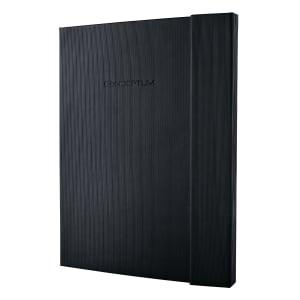 Notitieboek Sigel Conceptum Pure hardcover Met magneetsluiting A5 Zwart