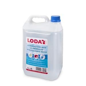 Loda deminiralized water - 5 liters