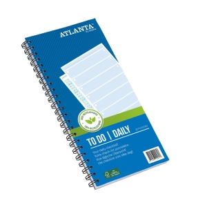Jalema Atlanta 5707-210 Things To Do memoboek, Nederlands