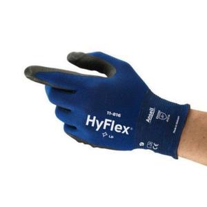 Ansell HyFlex 11-816 alround handschoenen, nitril gecoat, maat 7, per 12 paar