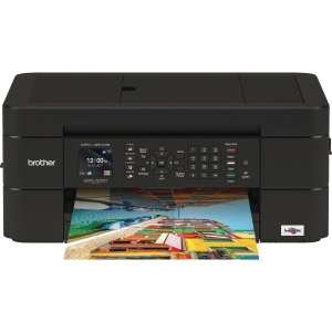 Brother MFC-J491DW 4-in-1 kleuren inkjet printer, Wifi, Nederland