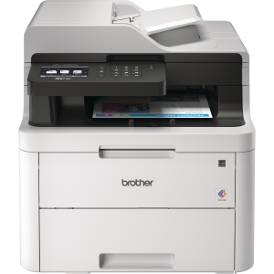 Brother MFC-L3730CDN 4-in-1 kleuren LED printer, Ethernet