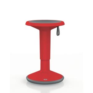 Interstuhl ergonomische stoel 100U - rood