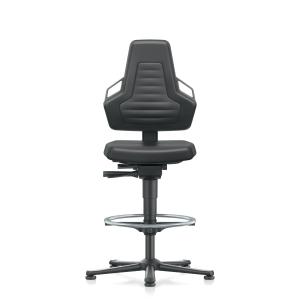 Bimos bureaustoel Nexxit hoog Kunstleder