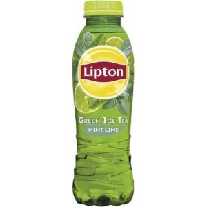 Ice Tea Green Mint Lime Original 50 cl - pak van 24