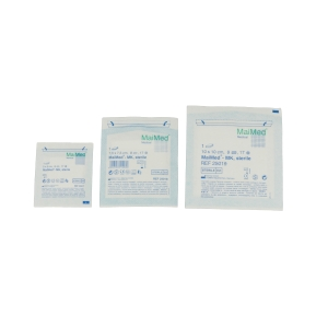Sterile compresses 5x5 cm - pack of 100