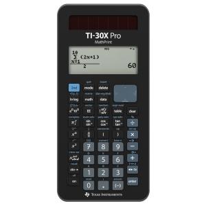 Texas Instruments TI-30X Pro MathPrint wetenschappelijke rekenmachine