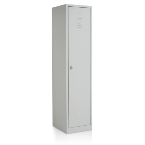 EOL INDUSTRIAL LOCKER  40CM GREY