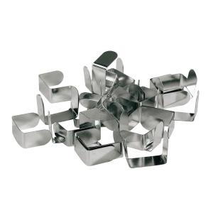 Archiveringstoebehoren metalen klem voor archiefdozen - doos van 210