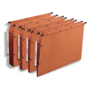 Elba AZV Ultimate hangmappen voor kasten 15mm 330/275 oranje - doos van 25