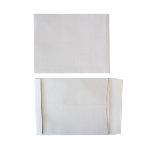 Gascofil tear resistant bags 260x330mm 130g white - box of 50