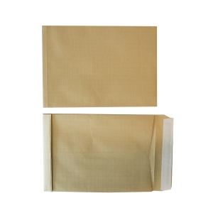 Gascofil tear resistant bags 250x353x30mm 130g beige - box of 250