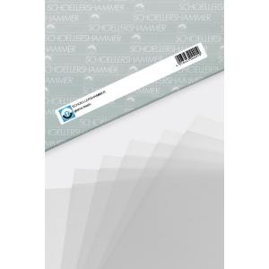 Glama Basic transparant teken/schetspapier A4 92g - pak van 250 vellen