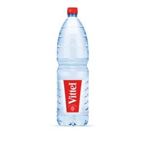 Vittel mineral water 1,5L - pack of 6