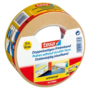 Tesa double sided tape 50mmx25 m