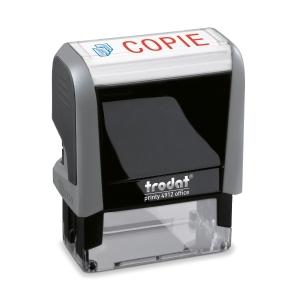 Trodat Office Printy 4912  Copie  stempel, FR, tweekleurig