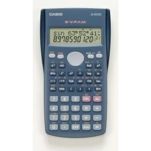 Casio FX 82MS rekenmachine wetenschappelijk - 2 lijnenx12 karakters