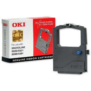 OKI ML5520 druklint zwart origineel
