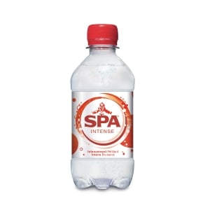 Spa Intense sparkling water bottle33cl - pack of 24