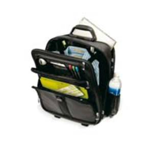 Kensington Contour Overnight trolley with space for laptop