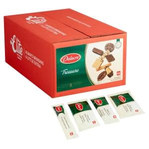 Delacre Elite Treasure koekjesmix, doos van 110 koekjes