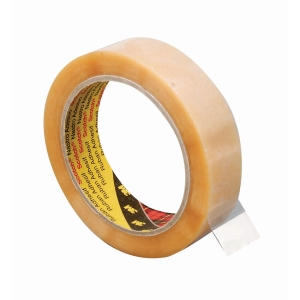 Scotch® dozensluittape 6890, helder, 25 mm x 66 m