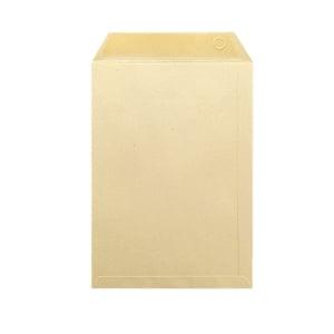 Bags 229x324mm gummed 120g cream - box of 250