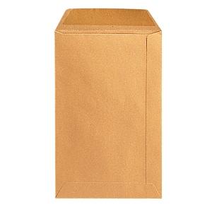 Bags 262x371mm gummed 90g brown - box of 250