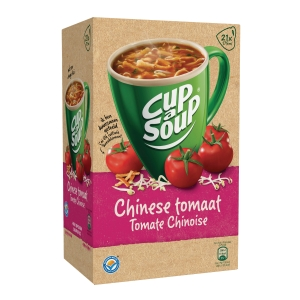 Cup-a-Soup bags - chinese Tomato - box of 21
