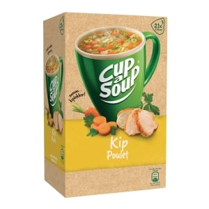 Cup-a-Soup bags - chicken - box of 21