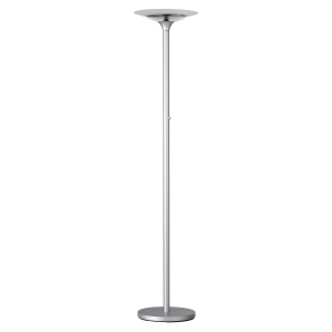 Unilux Variaglass floor lamp grey